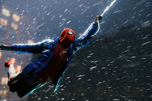 2020 Spider Man Miles Morales 4k
