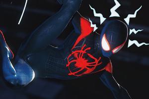 2020 Spider Man Miles Morales Ps5 4k Wallpaper