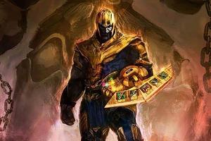 2020 Thanos 4k New