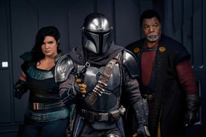 2020 The Mandalorian Season 2 Wallpaper