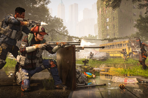 2020 Tom Clancys The Division 2 4k