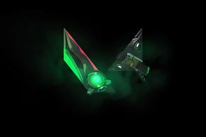 2020 Valorant Logo