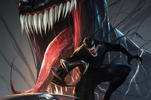 2020 Venom 4k Wallpaper