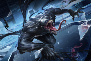 2020 Venom Artwork 4k Wallpaper