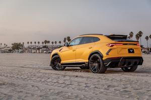 2020 Vorsteiner Lamborghini Urus 5k Wallpaper