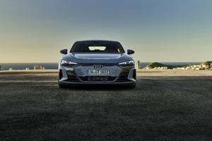 2021 Audi E Tron GT Quattro Wallpaper