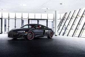 2021 Audi R8 RWD Panther Edition 10k Wallpaper