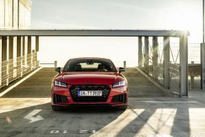 2021 Audi TTS Competition Plus Coupe 10k