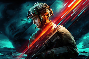 2021 Battlefield 2042 Wallpaper