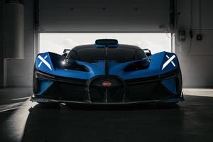2021 Bugatti Bolide 5k