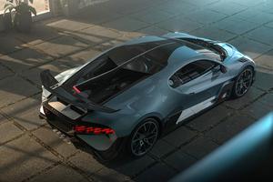 2021 Bugatti Divo 5k