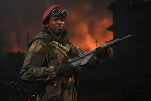 2021 Call Of Duty Vanguard 5k Wallpaper
