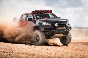 2021 Chevrolet Colorado ZR2 Race Truck 5k