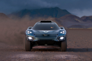 2021 Cupra Tavascan Extreme E Concept Offroading 5k Wallpaper