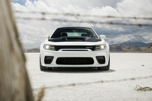 2021 Dodge Charger Srt Hellcat Redeye Wallpaper