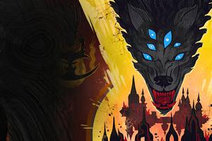 2021 Dragon Age 4k Wallpaper