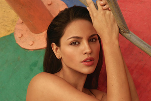 2021 Eiza Gonzalez Shape Magazine 5k Wallpaper