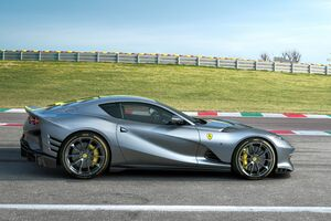 2021 Ferrari 812 Special Edition 4k