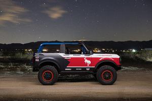 2021 Ford Bronco 4600 Race Truck 5k