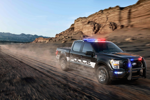 2021 Ford F 150 Police Responder 2021 Wallpaper