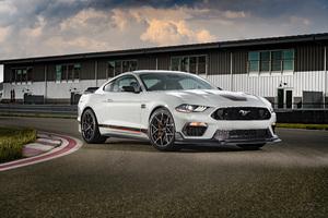 2021 Ford Mustang Handling Package 5k Wallpaper