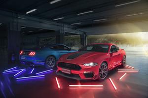 2021 Ford Mustang Mach 1 5k Wallpaper
