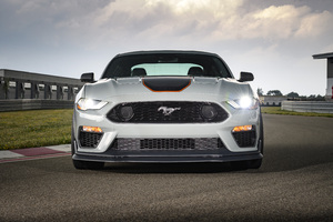 2021 Ford Mustang Mach Wallpaper