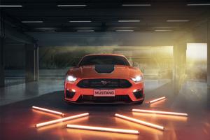 2021 Ford Mustang Mach1 5k Wallpaper