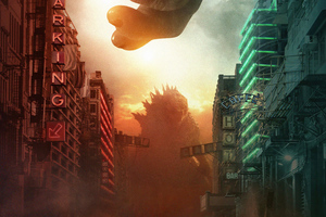 2021 Godzilla Vs Kong Wallpaper
