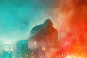 2021 Godzilla Vs Kong 4k Wallpaper
