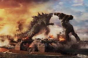 2021 Godzilla Vs Kong Movie