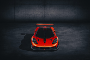 2021 Gordon Murray Automotive T50s Niki Lauda Front Wallpaper