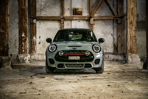 2021 INI John Cooper Works Rockingham GT