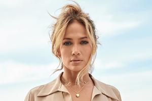 2021 Jennifer Lopez InStyle Beauty 5k Wallpaper
