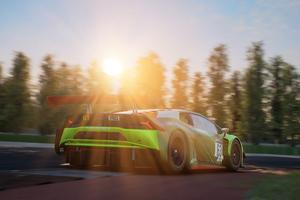 2021 Lamborghini Assetto Corsa Competizione 4k Wallpaper