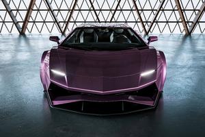 2021 Lamborghini Aventador Concept Cgi 5k Wallpaper
