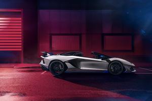 2021 Lamborghini Aventador SVJ Roadster Xago Edition Wallpaper