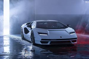 2021 Lamborghini Countach Lpi 800 4 4k Wallpaper