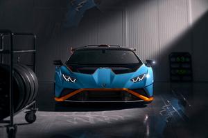 2021 Lamborghini Huracan Sto 5k Wallpaper