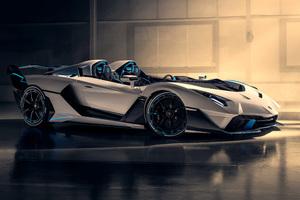 2021 Lamborghini SC20