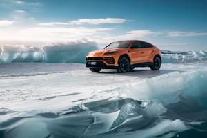 2021 Lamborghini Urus Pearl Capsule Wallpaper