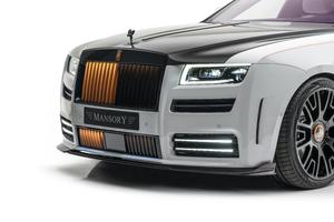 2021 Mansory Rolls Royce Ghost 8k Wallpaper