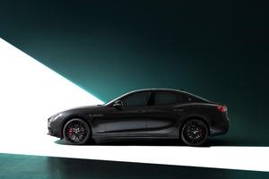 2021 Maserati Ghibli S Q4 GranSport Nerissimo Pack 8k