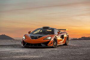 2021 McLaren 620R Wallpaper