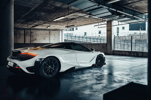 2021 McLaren 765LT 5k