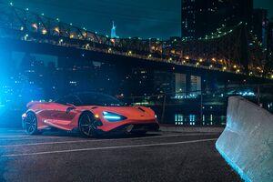 2021 McLaren 765LT 8k Wallpaper
