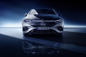 2021 Mercedes Benz EQS 580 4 Matic Amg Line 5k Wallpaper