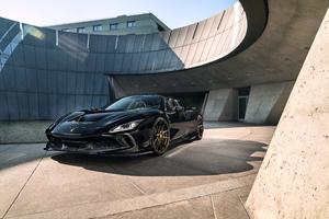 2021 Novitec Ferrari F8 Spider 8k Wallpaper