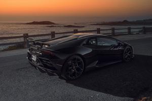 2021 Novitec Lamborghini Huracan Evo 10k Wallpaper