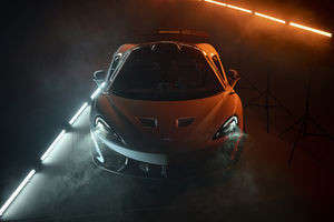 2021 Novitec McLaren 620R Wallpaper